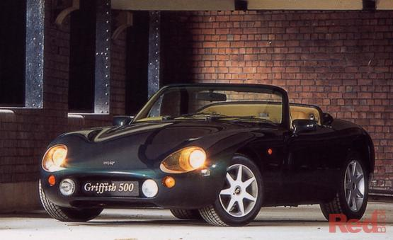 2003 Tvr Griffith #13