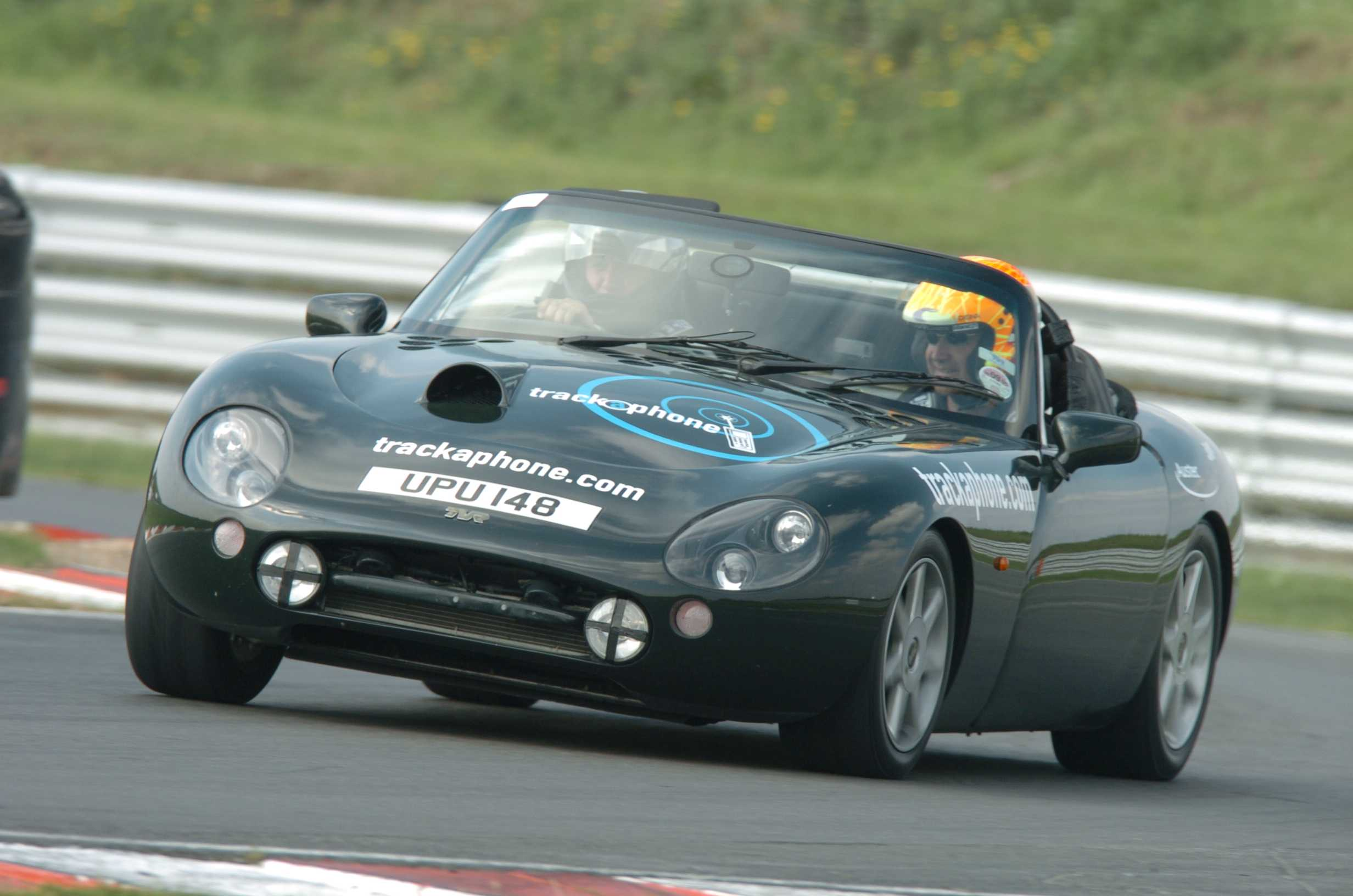 2003 TVR Griffith #11