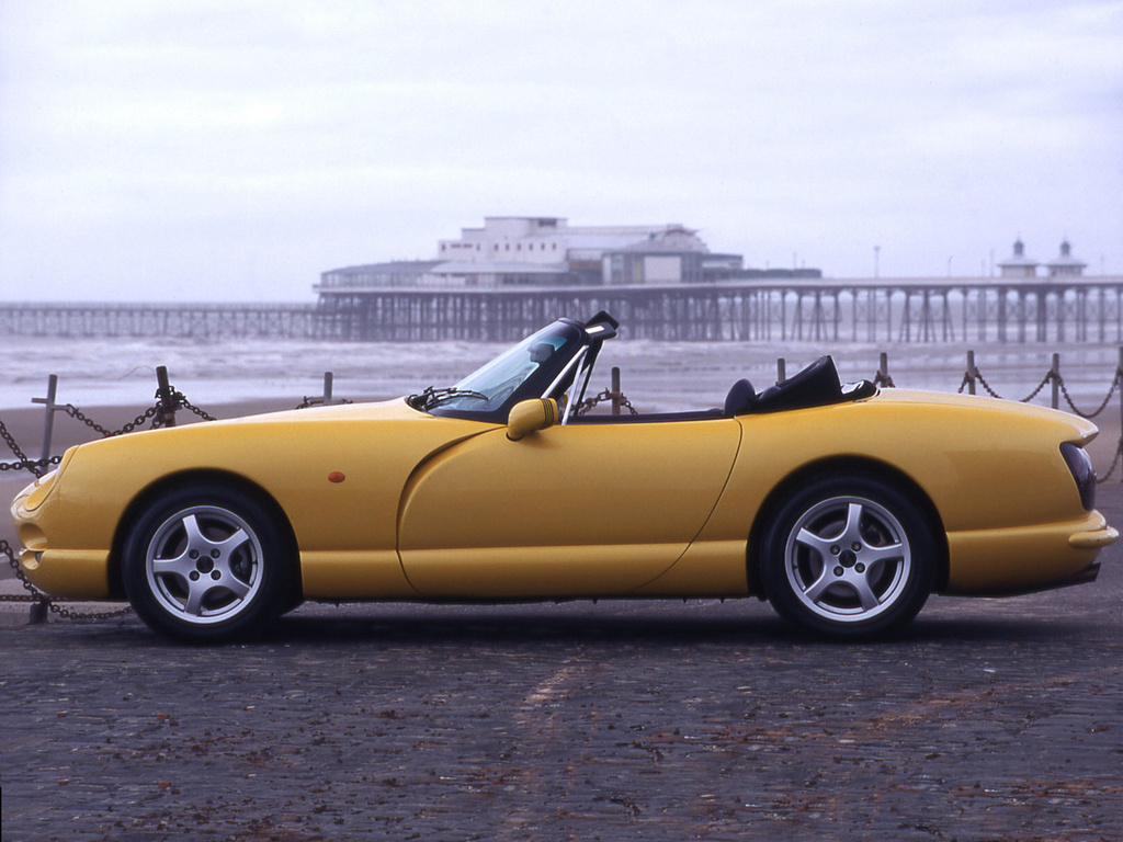 2003 TVR Griffith #12