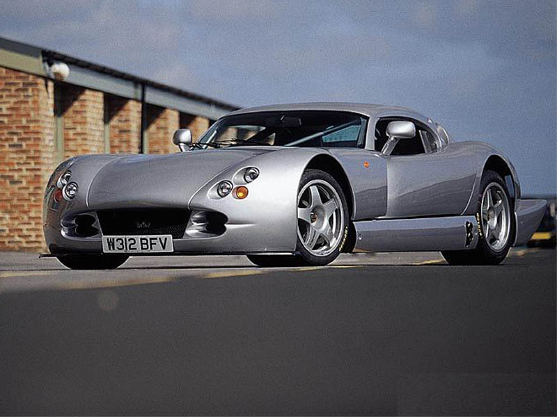 2003 TVR Speed 12 #10