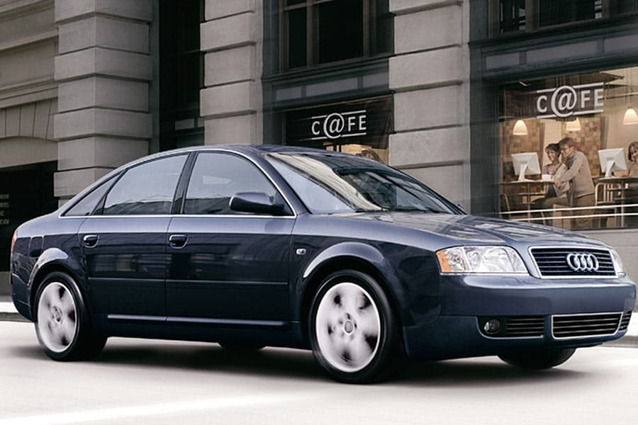 2004 audi a6 photos informations articles. Black Bedroom Furniture Sets. Home Design Ideas