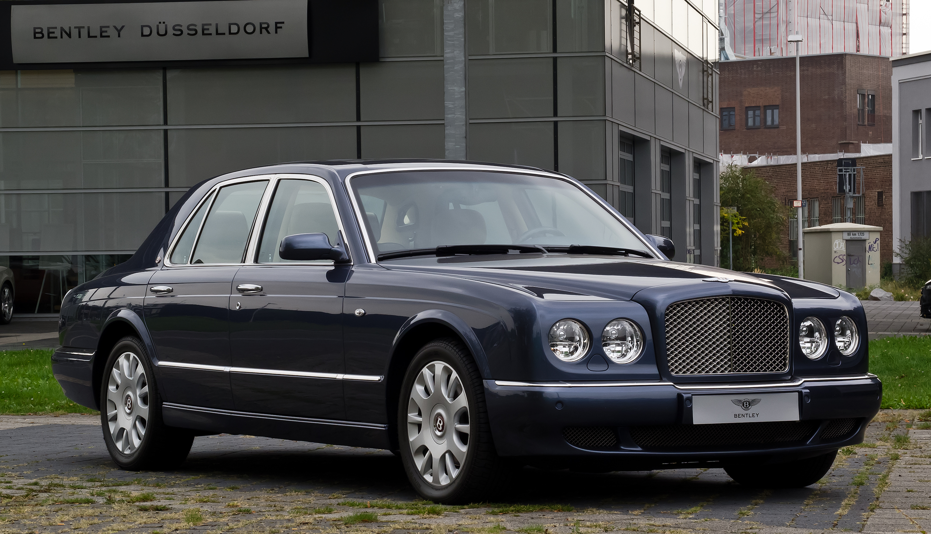 arnage stock used r il chicago bentley l htm for near c sale