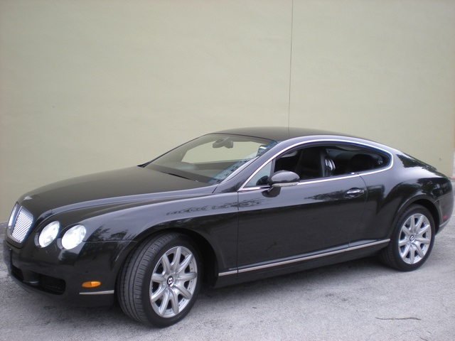 2004 Bentley Continental Gt #20