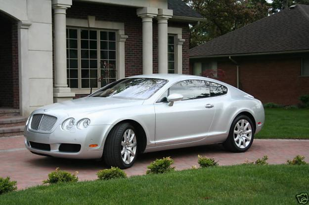 2004 Bentley Continental Gt #18