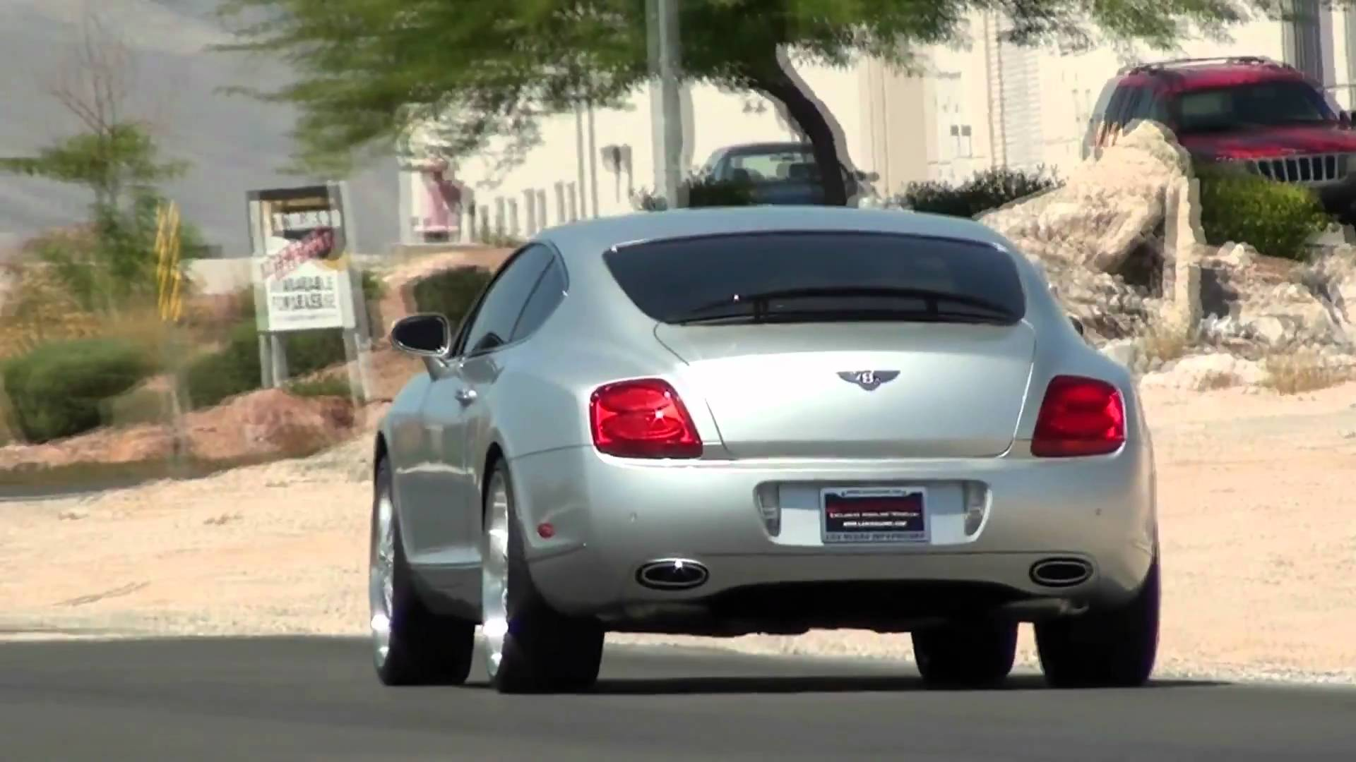 2004 Bentley Continental Gt #19