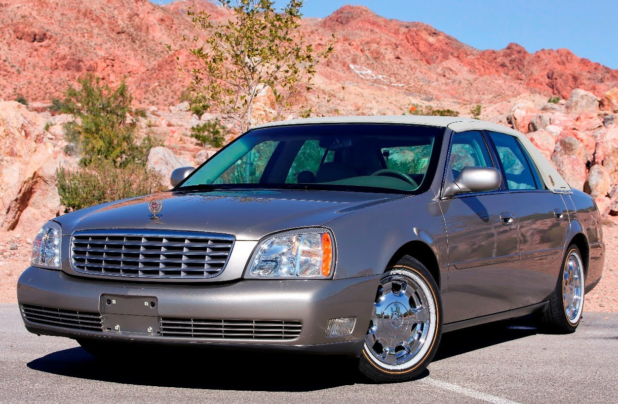 2004 Cadillac Deville Photos Informations Articles Bestcarmag Com