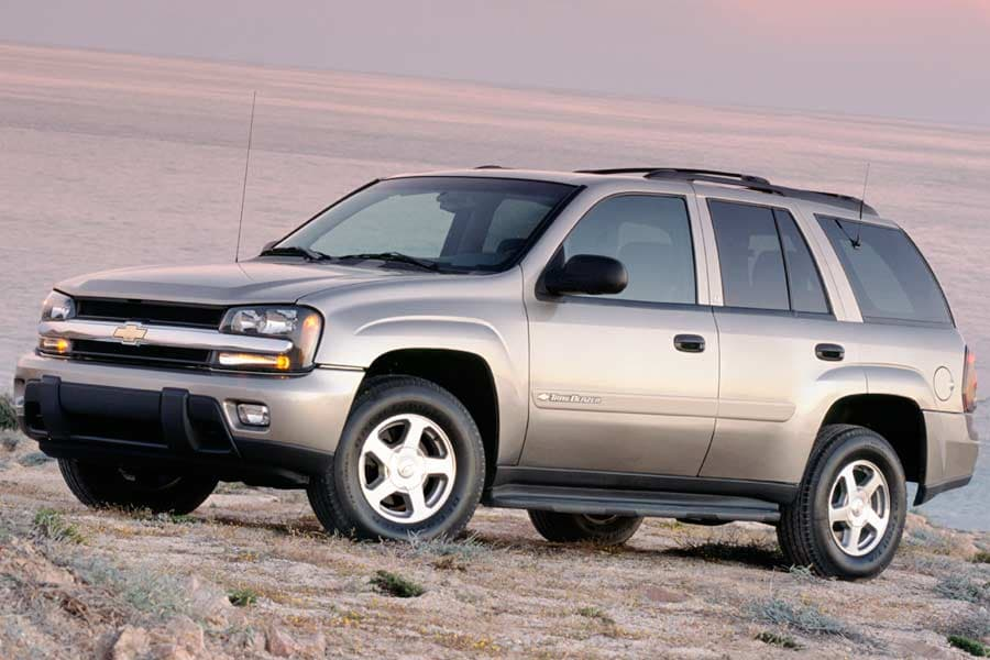 2004 Chevrolet Trailblazer #17