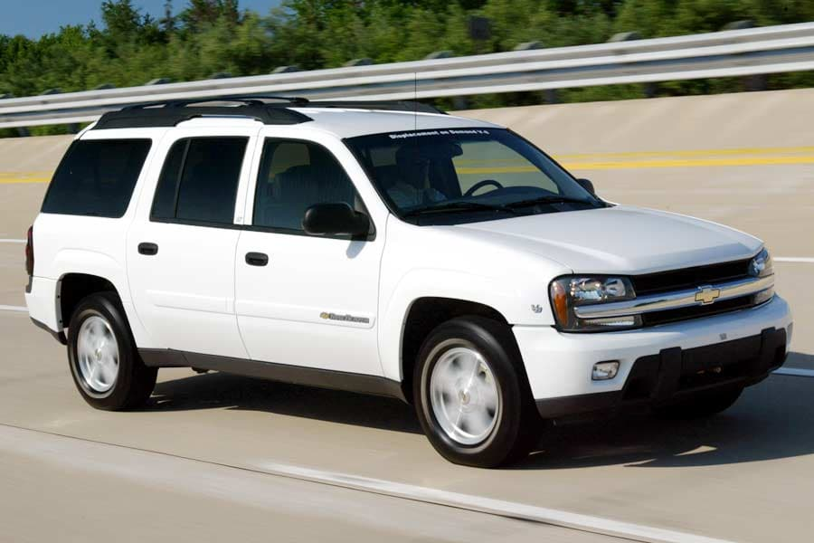 2004 Chevrolet Trailblazer #16