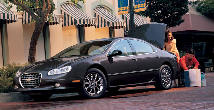 chrysler concorde 2004 specification
