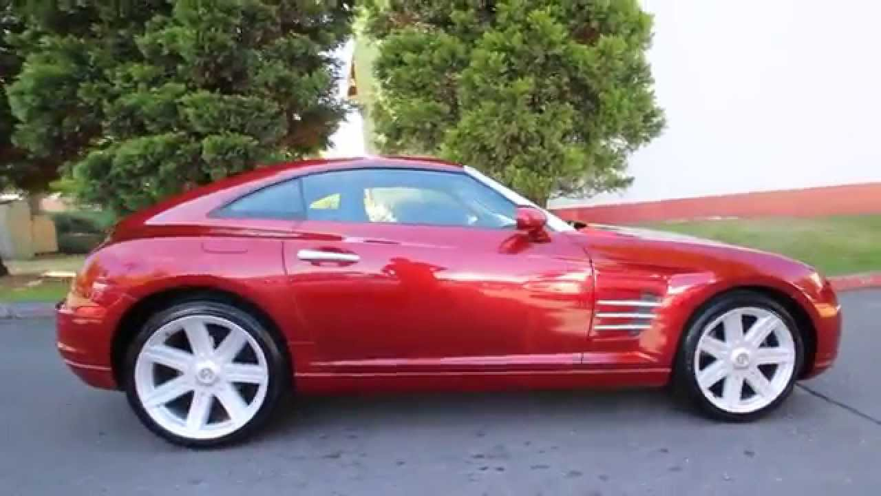 2004 Chrysler Crossfire #25