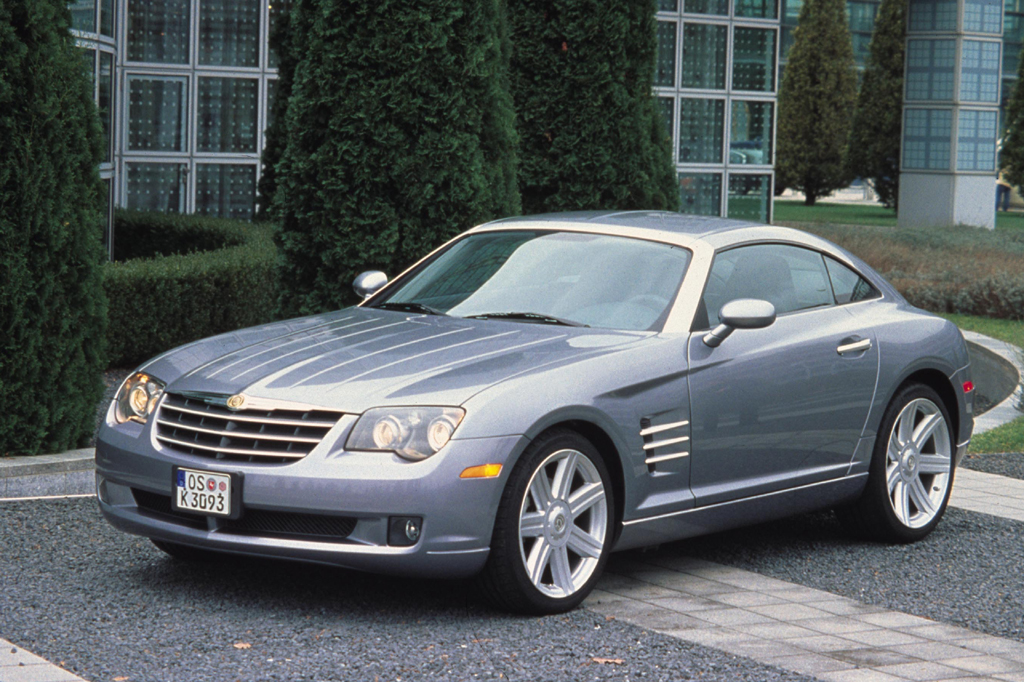 2004 Chrysler Crossfire #23