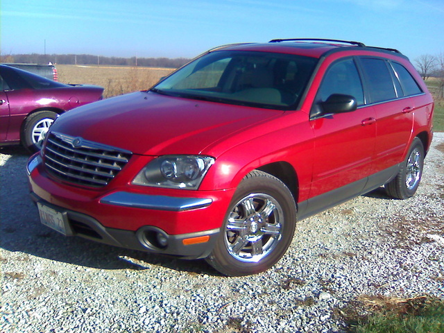 2004 Chrysler Pacifica #13