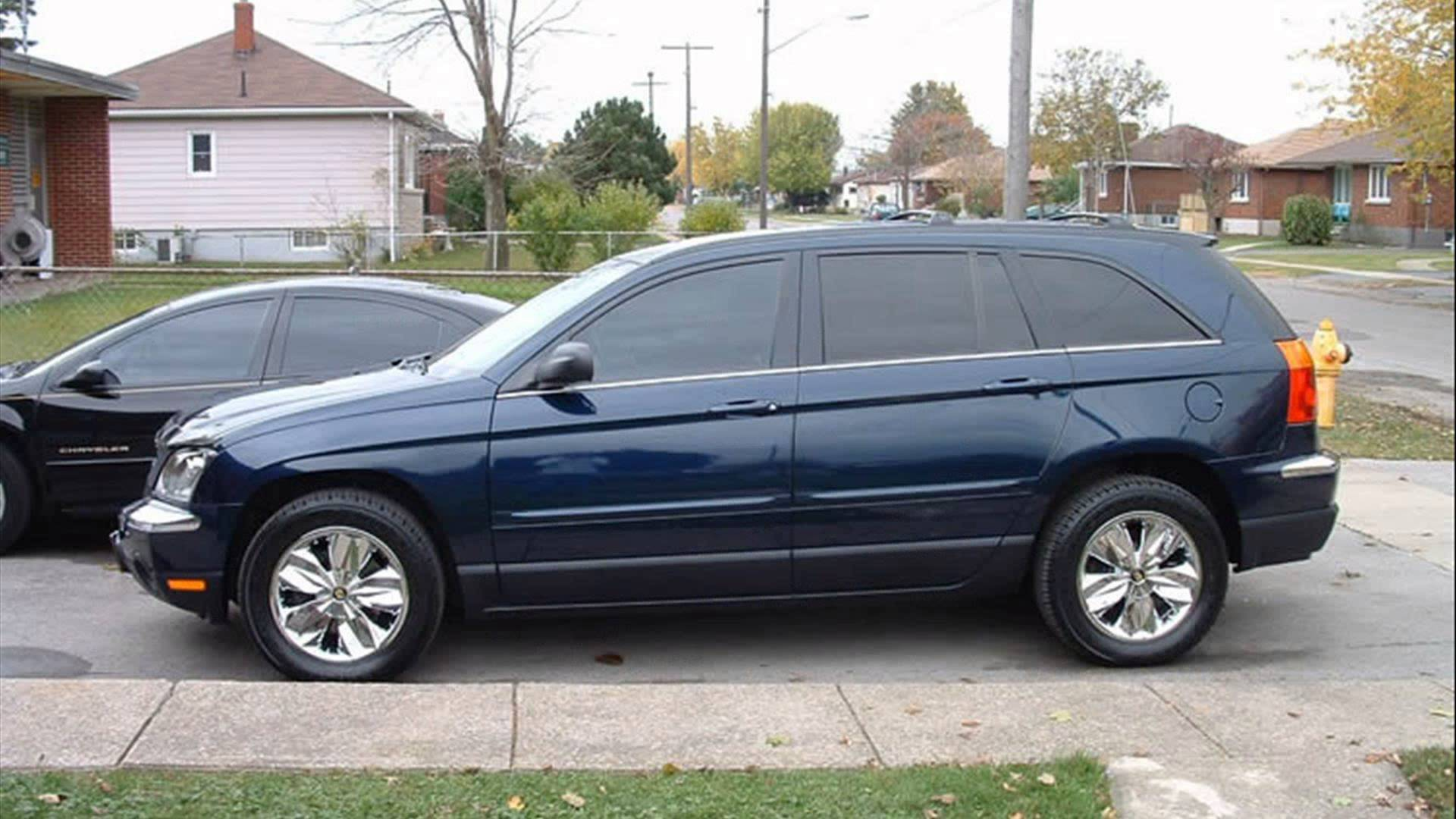 2004 Chrysler Pacifica #17