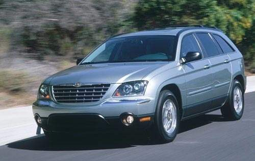2004 Chrysler Pacifica #15