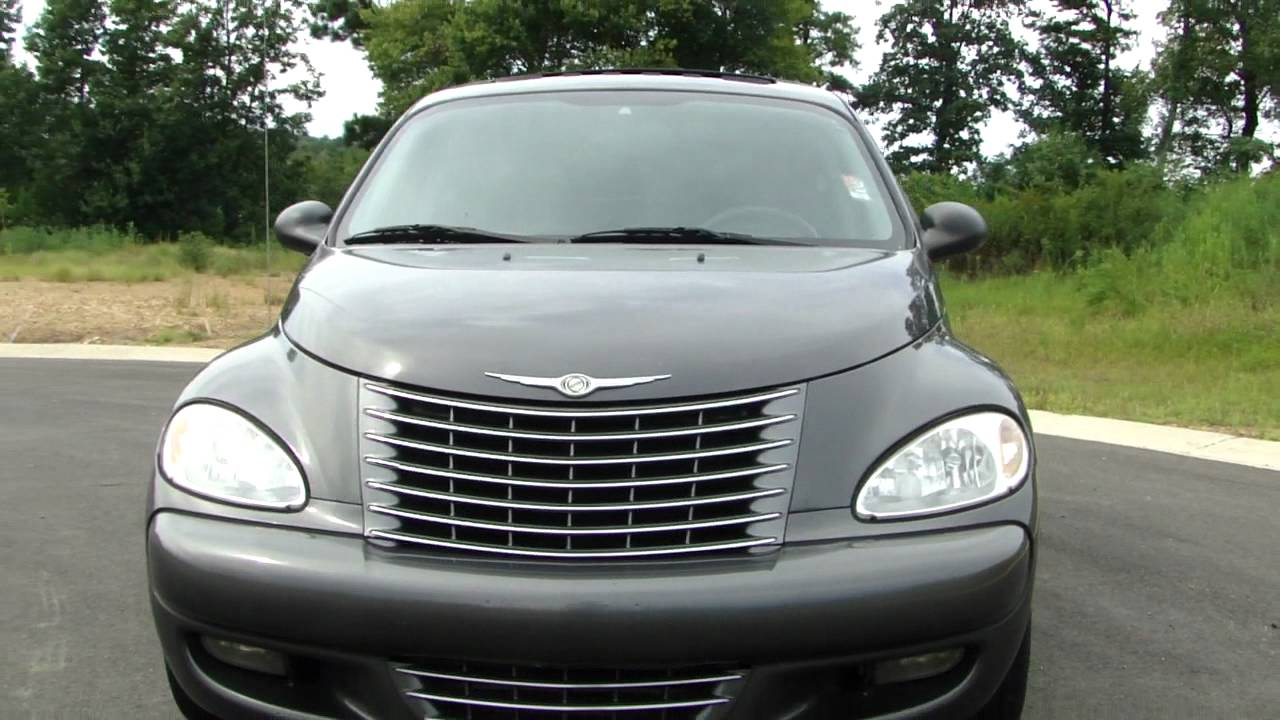 2004 Chrysler Pt Cruiser #17