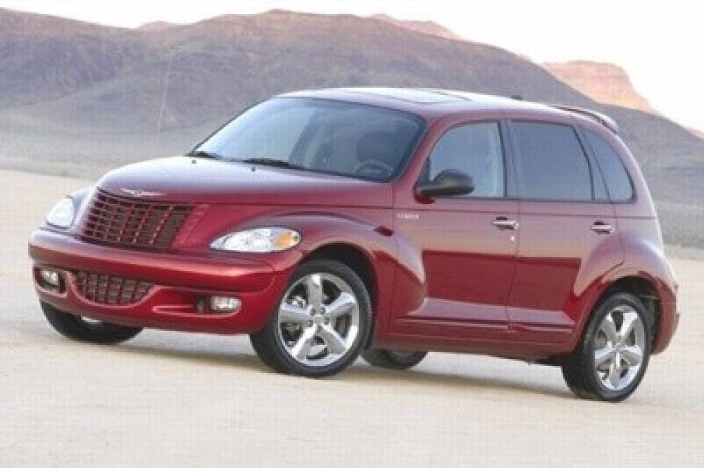 2004 Chrysler Pt Cruiser #20