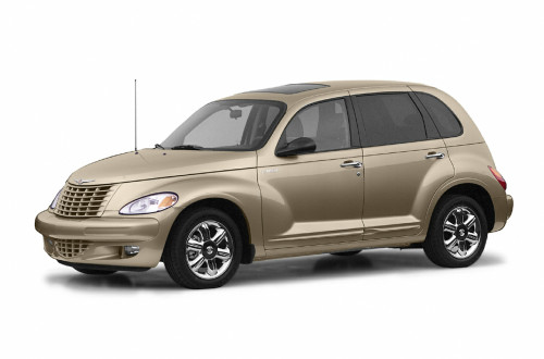 2004 Chrysler Pt Cruiser #16