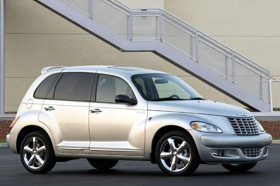 2004 Chrysler Pt Cruiser #22