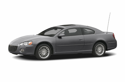 2004 Chrysler Sebring #18
