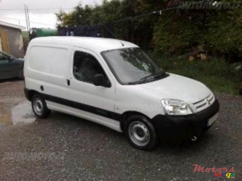 2004 Citroen Berlingo #16