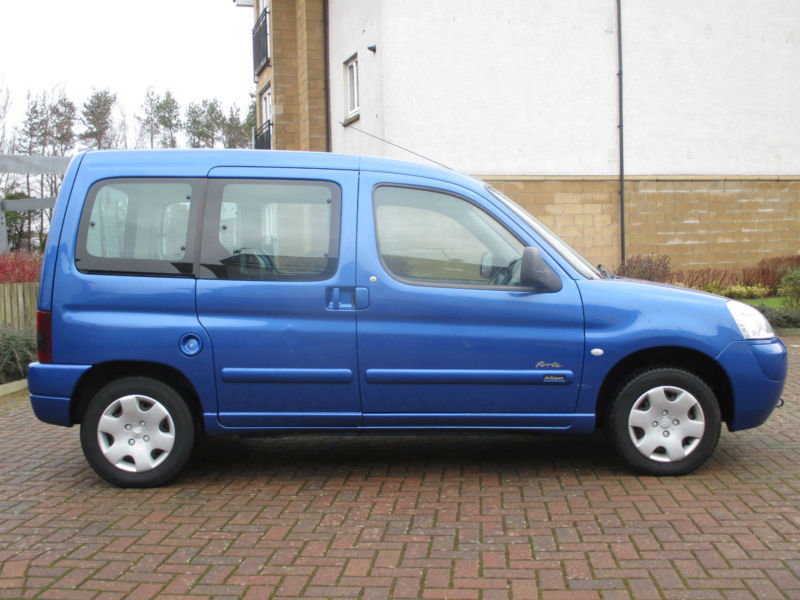 2004 Citroen Berlingo #18