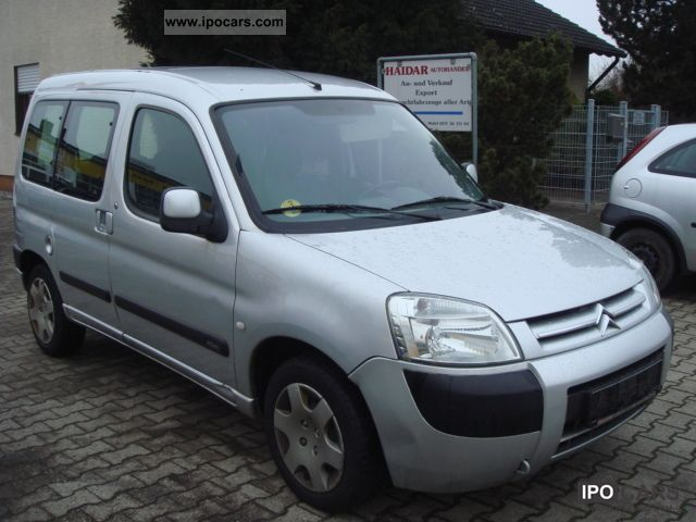 2004 Citroen Berlingo #17