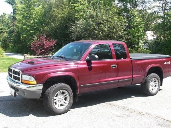 2004 Dodge Dakota #17