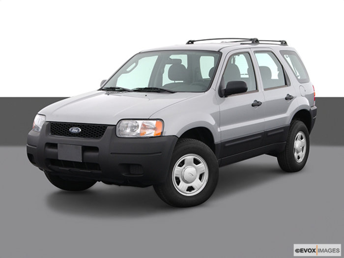 2004 Ford Escape #16