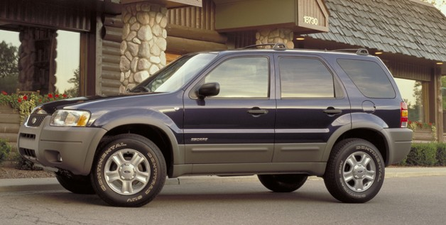 2004 Ford Escape #20