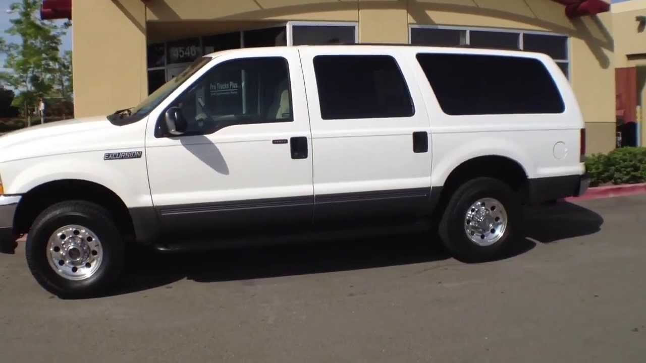 2004 Ford Excursion #21
