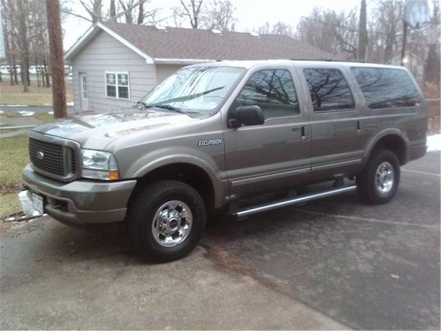 2004 Ford Excursion #16