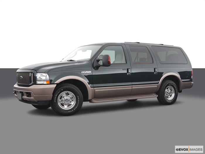 2004 Ford Excursion #25