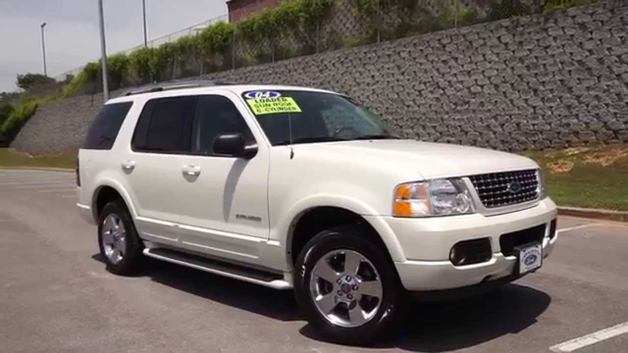 2004 ford explorer photos, informations, articles - bestcarmag