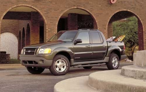 2004 Ford Explorer Sport Trac #23