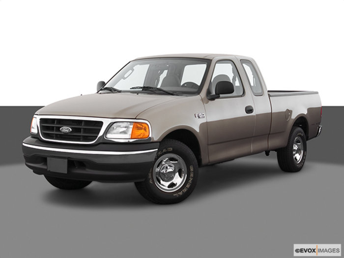2004 Ford F-150 Heritage #15