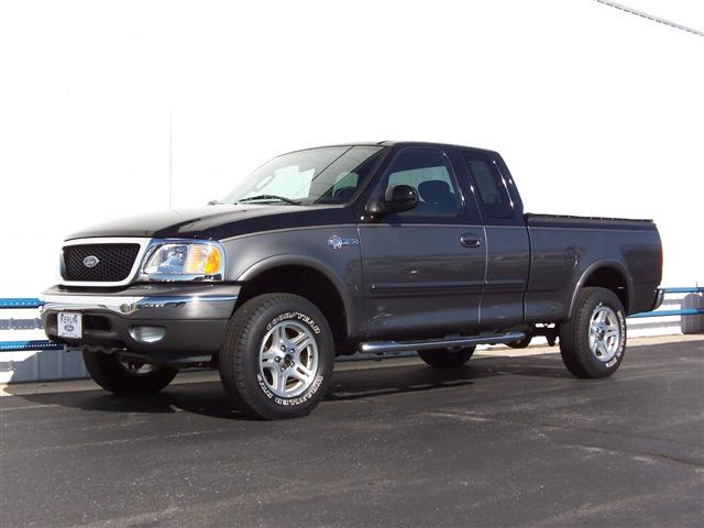 2004 Ford F-150 Heritage #13