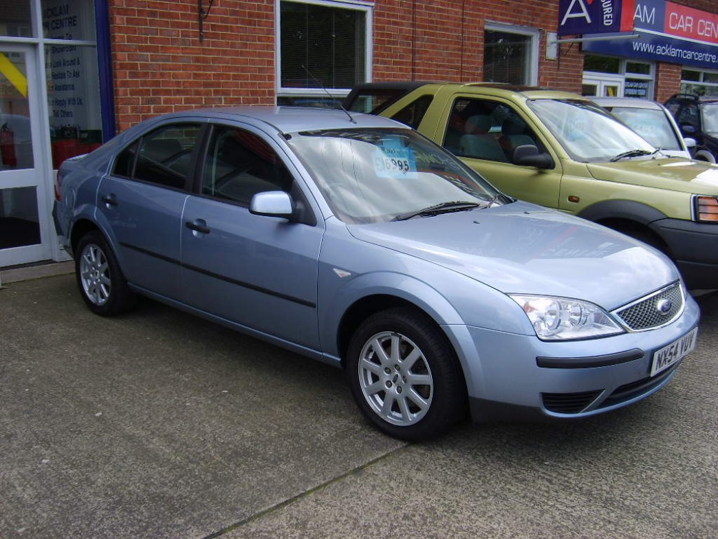 2004 Ford Mondeo #20