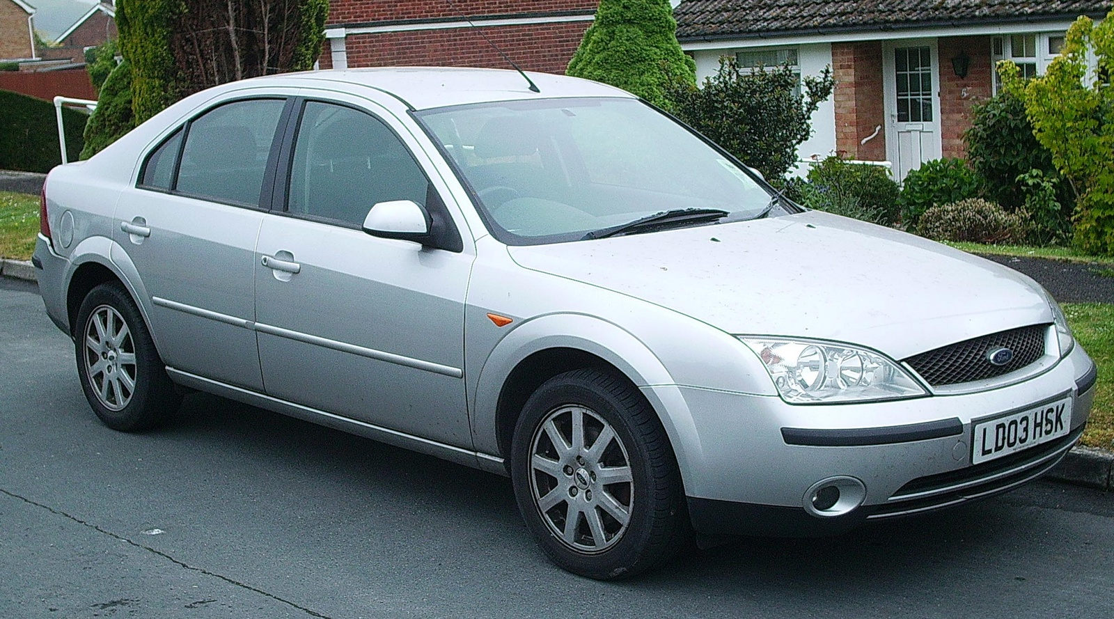2004 Ford Mondeo #19