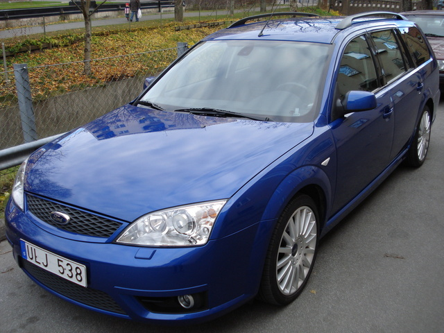 2004 Ford Mondeo #18