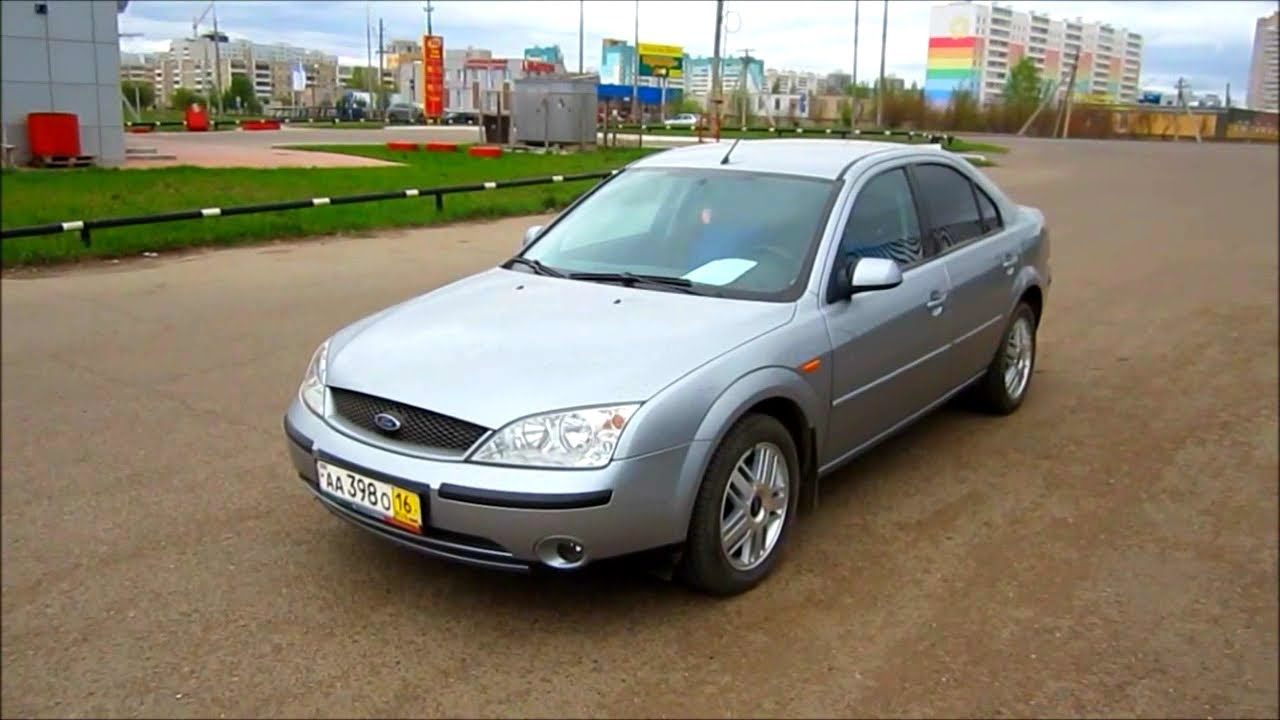 2004 Ford Mondeo #21