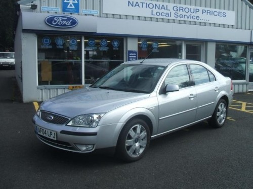 2004 Ford Mondeo #22