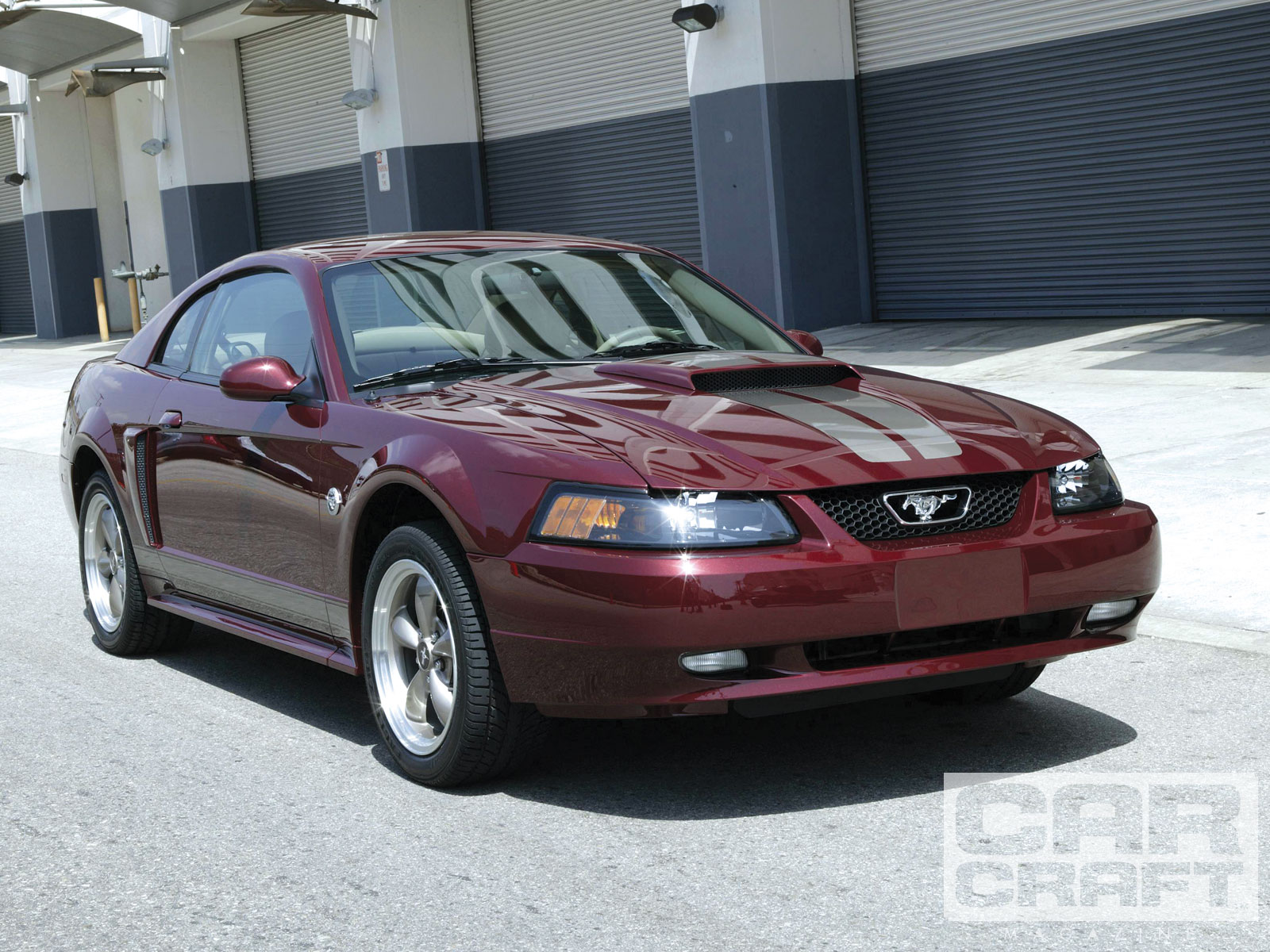 2004 Ford Mustang #23