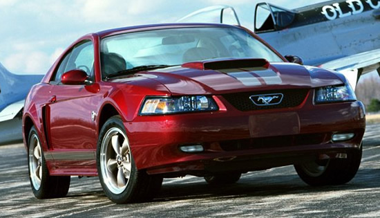 2004 Ford Mustang #24