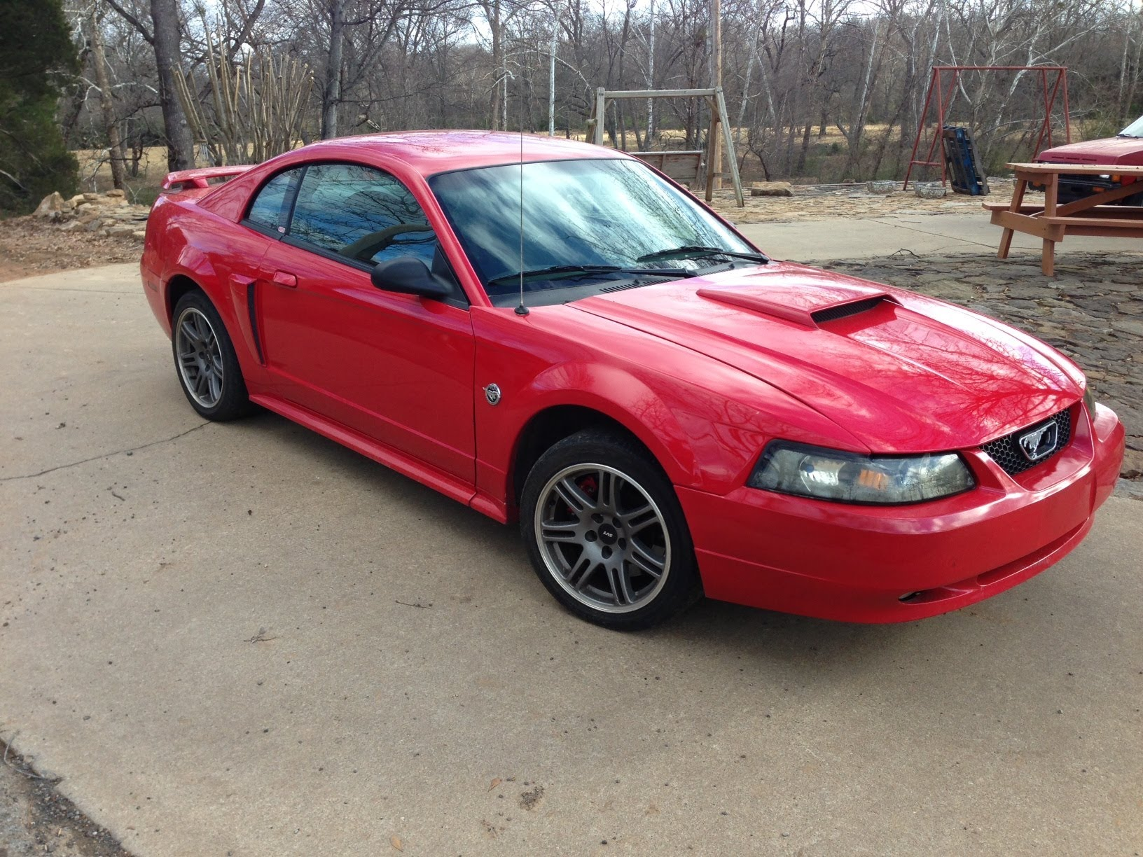 2004 Ford Mustang #22