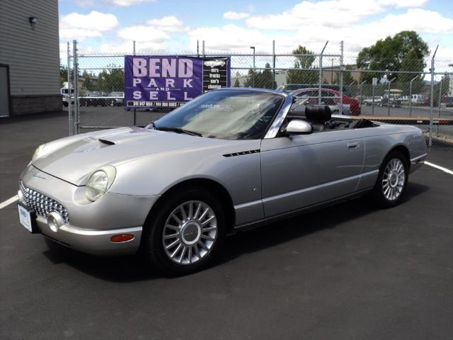 2004 Ford Thunderbird #14