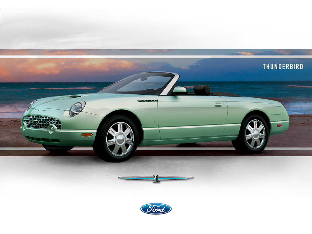 2004 Ford Thunderbird #16