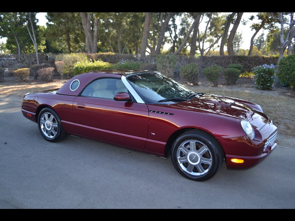 2004 Ford Thunderbird #15