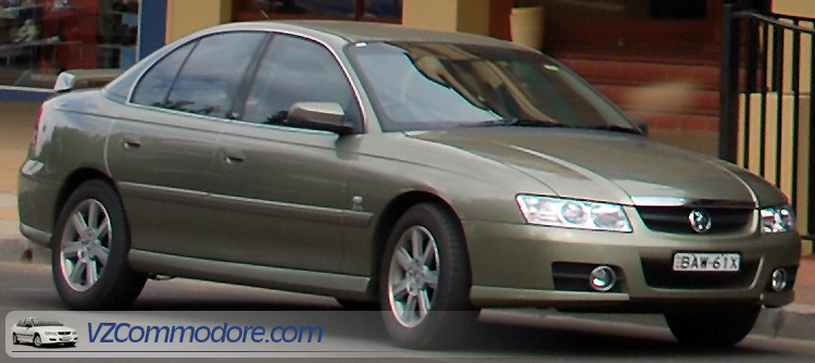 2004 Holden Berlina #16