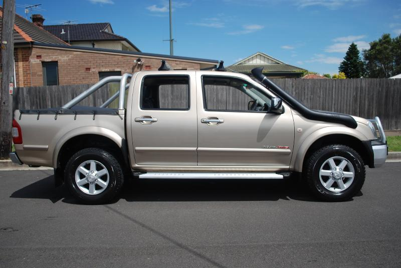 2004 Holden Rodeo #12