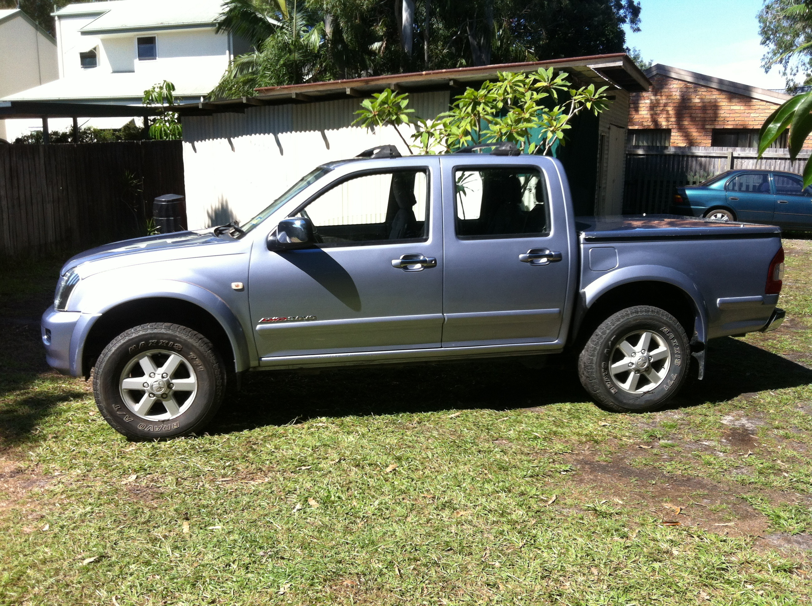 2004 Holden Rodeo #11